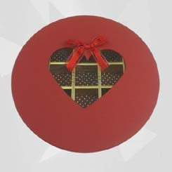 Cajas de Chocolates para Regalar con Ventanas