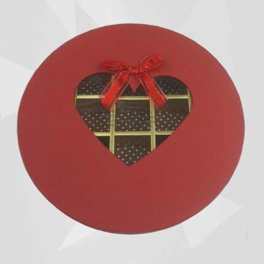 Cajas Chocolates con Lazo Cinta
