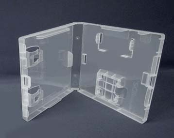 Estuches Transparentes para Tarjeta DS
