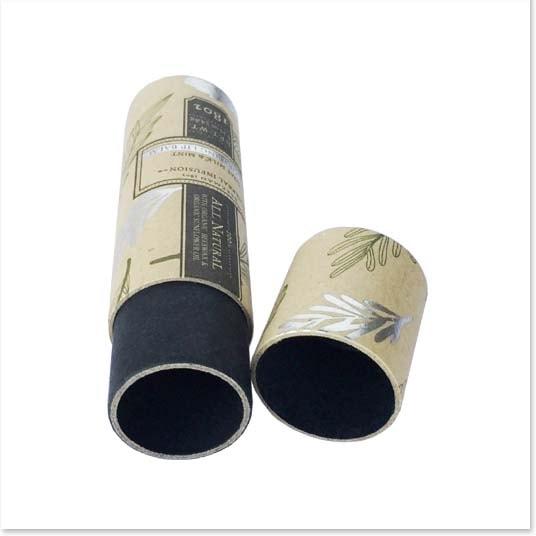 Kraft Tubos para Labiales Cosmeticas Naturales