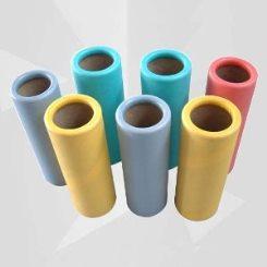 Papel Tubos para Lápices Cejas