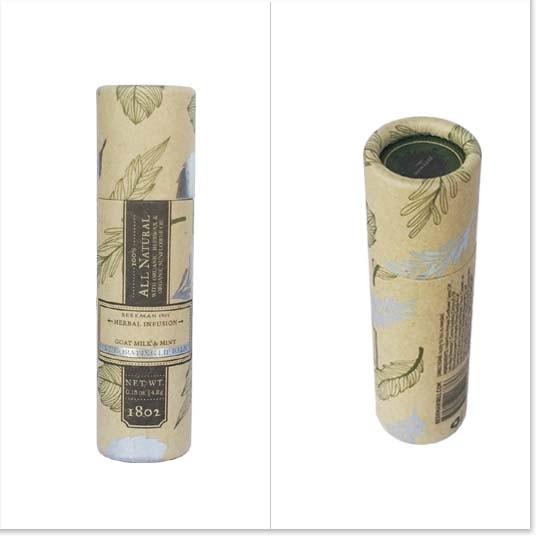 Kraft Envases para Balsamos Naturales